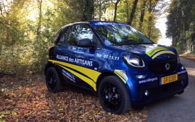 LA NOUVELLE SMART FORTWO ELECTRIC DRIVE