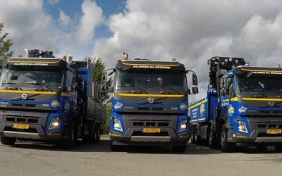 Chauffeur Camion avec Grue / Domaine du Bâtiment (m/f)
